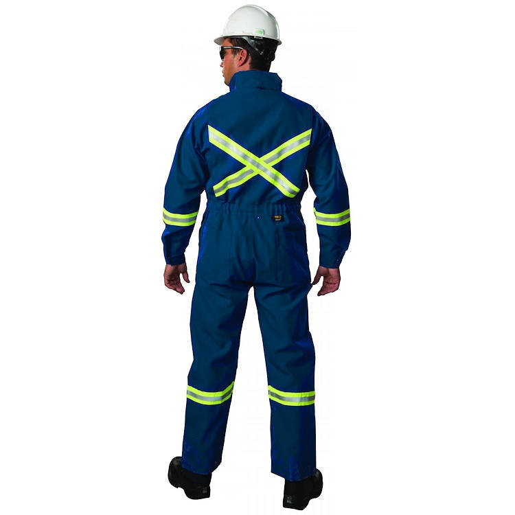 Big Bill  Nomex IIIA 6 oz. Coverall with 8940 Reflective Tape