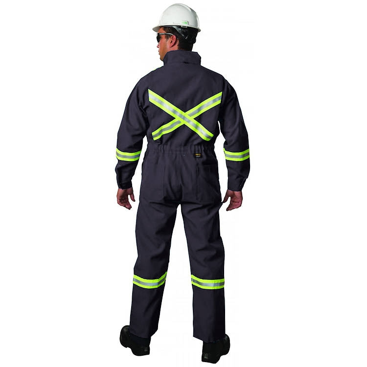 Big Bill  Indura Ultra Soft 7 oz. Deluxe Coverall with Reflective Tape