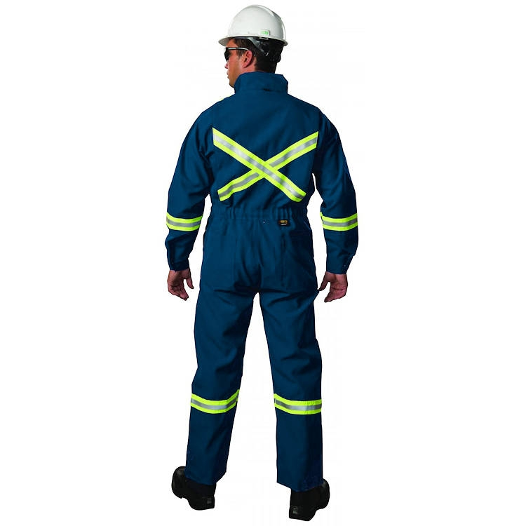 Big Bill  Indura Ultra Soft 9 oz. Deluxe Coverall with Reflective Tape