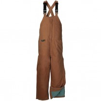 Big Bill  Westex Ultra Soft 11 oz. Duck Insulated Bib Overall