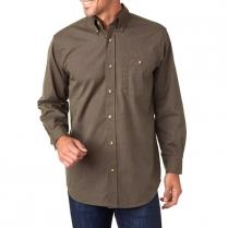 Backpacker Nailhead Woven Long Sleeve Shirt