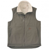 Backpacker Adventurer Canvas Vest