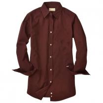 Backpacker Women's Nailhead Woven Long Sleeve Shirt