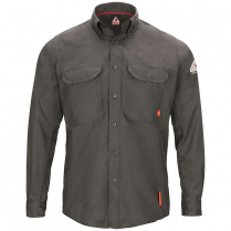 Bulwark IQ Series Comfort Woven Lightweight Shirt with Insect Shield CAT2