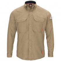 Bulwark IQ Series Comfort Woven Men's Lightweight Shirt CAT2