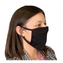 Bayside USA-Made 100% Cotton Face Mask - 25/PK