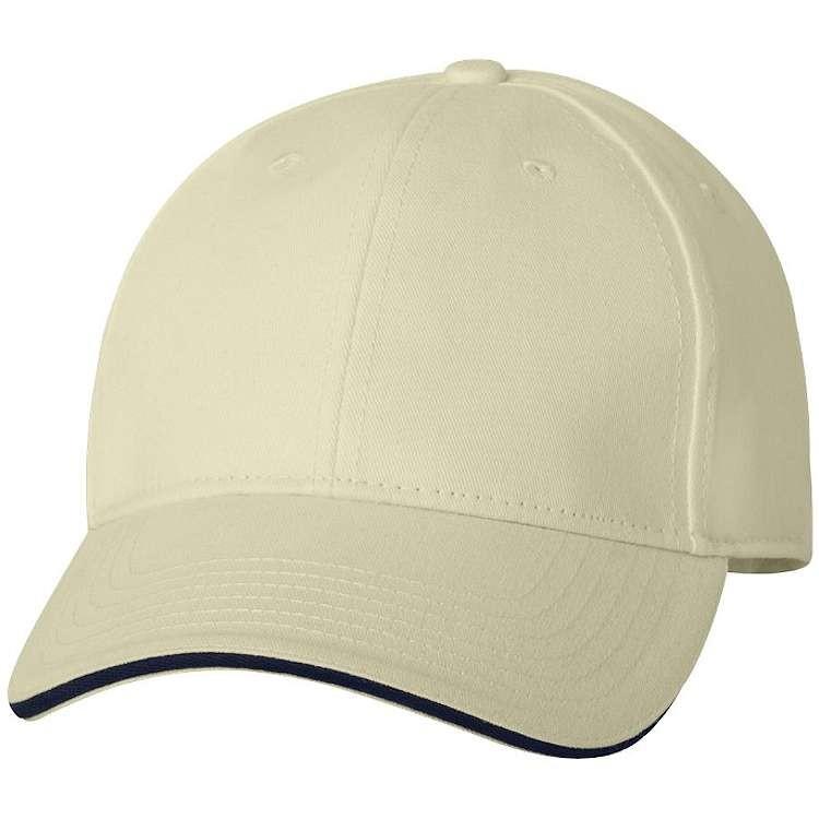 Bayside Structured Twill Cap - Sold in Dozens