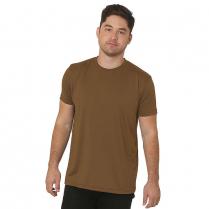Bayside Unisex Performance Poly Crew T-Shirt