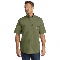 Carhartt Ridgefield Solid Short Sleeve Shirt