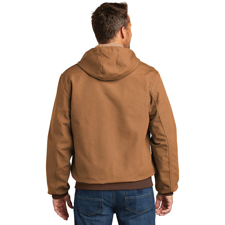 Carhartt Duck Active Jacket-Thermal Lined