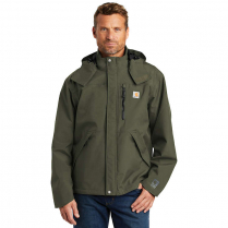 Carhartt Mens Shoreline Jacket - Short Version