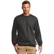 Carhartt Midweight Fleece Crewneck Pullover Sweatshirt