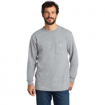 Carhartt Long Sleeve Workwear Crewneck T-Shirt