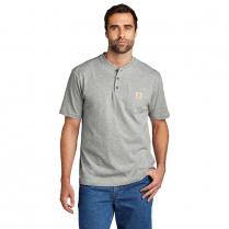 Carhartt Short Sleeve Henley T-Shirt