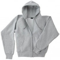 Camber Cross Knit Zipper Hooded Sweatshirt
