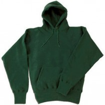 Camber Cross Knit Pullover Hooded Sweatshirt