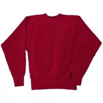Camber Cross Knit Crew Neck Sweatshirt