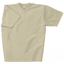 Camber Max-Weight Jersey Pocket T-Shirt