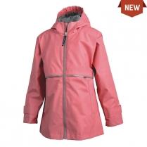 Charles River Girls' New Englander® Rain Jacket