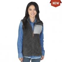 Charles River Women's Newport Fleece Vest