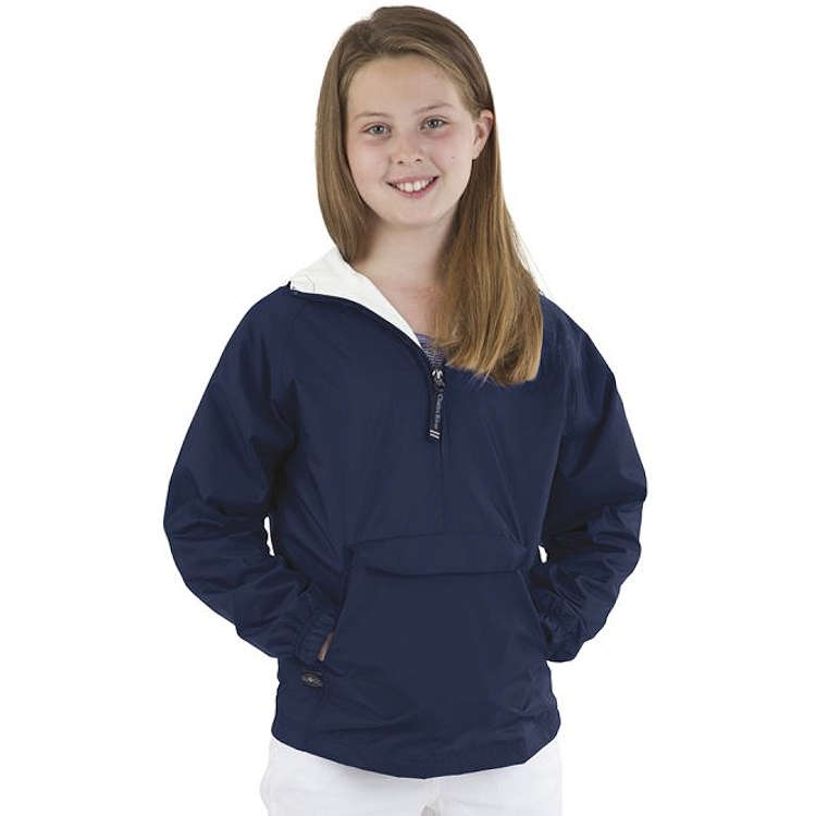 Charles River Youth Classic Solid Pullover