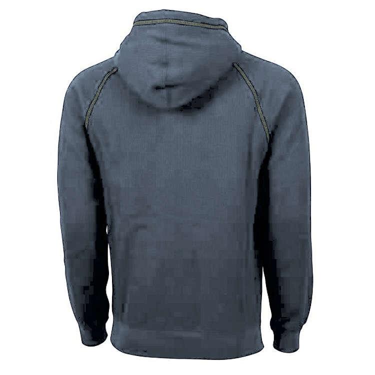 Charles River Thermal Bonded Sherpa Hooded Sweatshirt