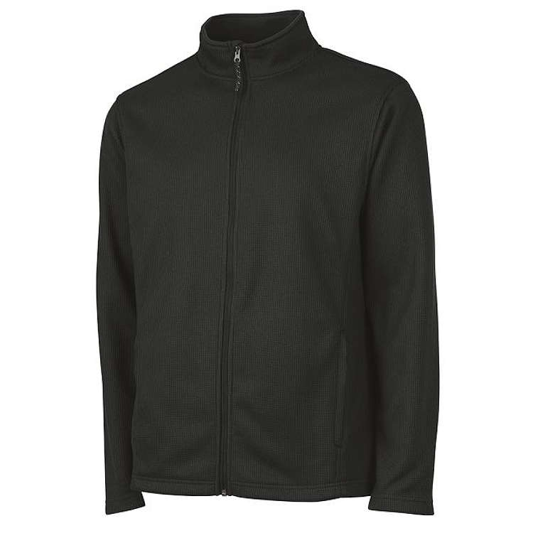 Charles River Men's Heritage Rib Knit Jacket