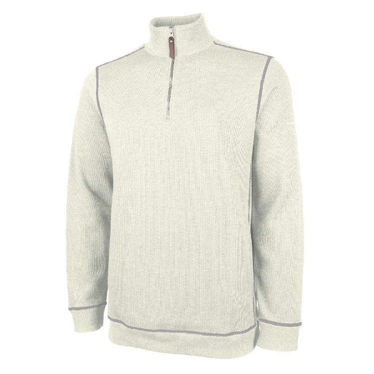 Charles River Men's Conway Flatback Rib Pullover