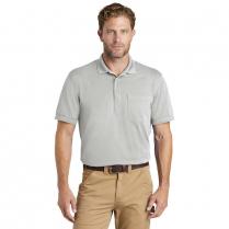 CornerStone® Industrial Snag-Proof Pique Pocket Polo