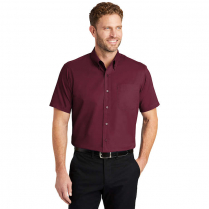 CornerStone® Short Sleeve SuperPro™ Twill Shirt