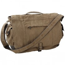Dri-Duck Messenger Canvas Bag
