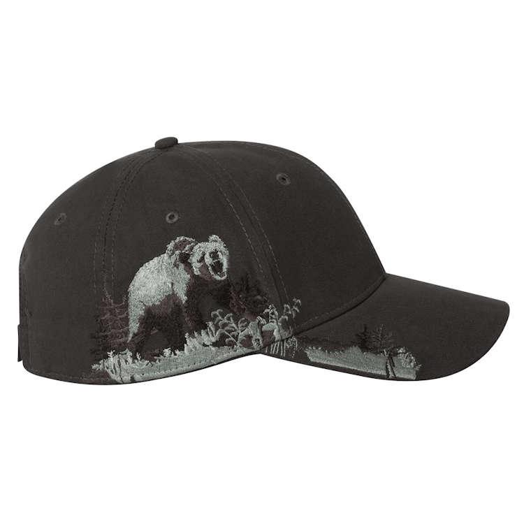 Dri-Duck Wildlife Grizzly Bear Cap
