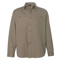 Dri-Duck Mason 100% Cotton Long Sleeve Shirt