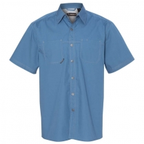 Dri-Duck Guide Short Sleeve Lightweight 100% Cotton Shirt