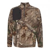 Dri-Duck Interval Quarter Zip Fleece Pullover
