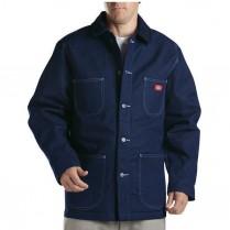 Dickies Denim Blanket Lined Chore Coat