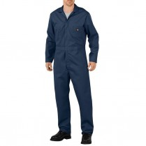 Dickies Long Sleeve Basic Twill Coverall