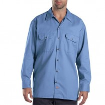 Dickies Original Fit Long Sleeve Work Shirt