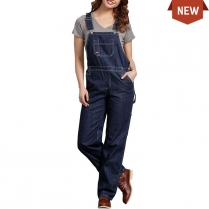Dickies Women's Bib Overall, Relaxed Fit
