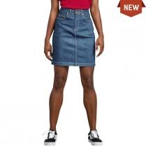 Dickies Women's Perfect Shape Denim Skirt