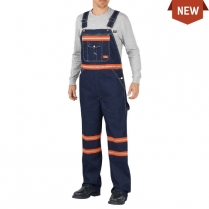 Dickies Enhanced Visibility Bib Overall Non-ANSI