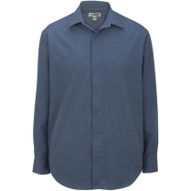 Edwards Men's Long Sleeve Batiste Café Shirt