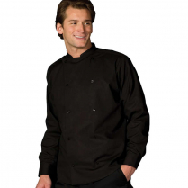 Edwards Long Sleeve Double Breasted Bistro Shirt