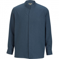 Edwards Men's Stand-Up Collar Shirt