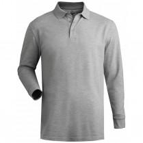 Edwards Unisex Long Sleeve Soft Touch Cotton Pique Polo