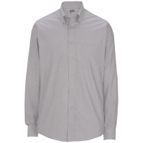 Edwards Men's Pinpoint Oxford Button Down Collar Long Sleeve Shirt