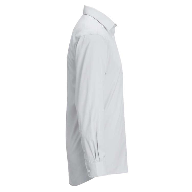 Edwards Men's Oxford Point Collar Non-Iron Dress Shirt