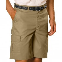 Edwards Men's Chino Blend Flat Front Utility Cargo Short