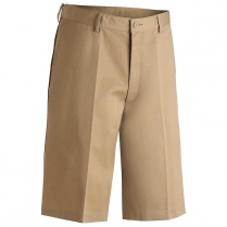 CLEARANCE Edwards Men's Blended Chino Flat Front Utility Short