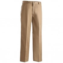 CLEARANCE Edwards Men's Blended Chino Flat Front Utility Pant